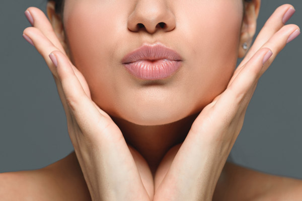 partial-view-of-womans-lips